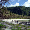 Hikers near Hila'an, Guam